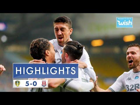 Leeds Stoke Goals And Highlights