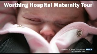 Worthing Hospital Maternity Tour