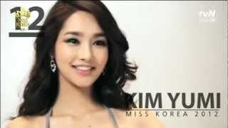 Yumi Kim Miss Universe Korea 2013 Swimsuit
