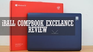 iBall CompBook Excelance Full Review- Pros and Cons