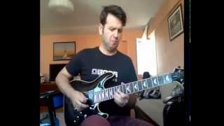 Weeping China Doll - Steve Vai cover