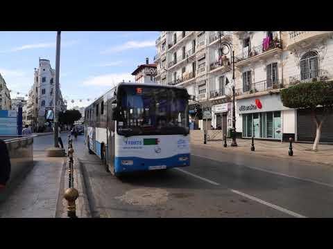 Algeria Algiers City Center / Algérie Alger Centre ville