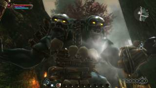 Dellach Ruins - Kingdoms of Amalur: Reckoning Gameplay (PC)
