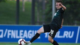 Видеообзор матча Краснодар 3 Монтана Болгария