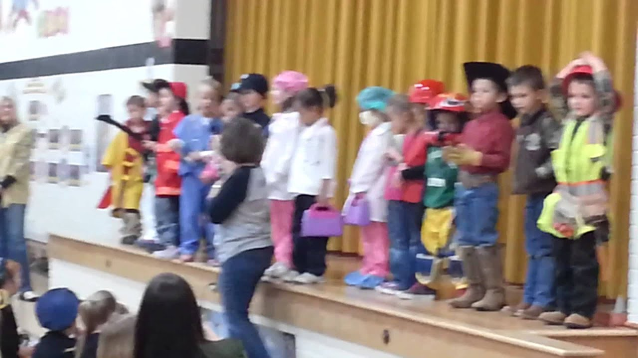 preschool career day kindergarten career day 2014 995