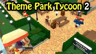 Roblox Theme Park Tycoon 2 Enjoy the ride