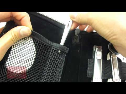 Seki Edge S199104 Grooming Kit Case video_1
