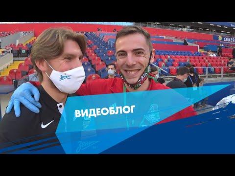 Видеоблог: Лука Джорджевич,