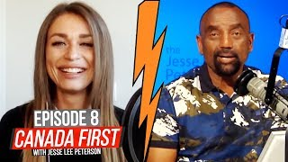 Jesse Lee Peterson WHITE PILLS Faith J. Goldy (Canada First)