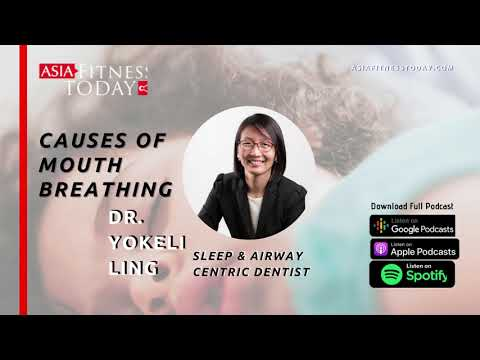 Dr YokeLi Ling, Sleep & Airway Centric Dentist (Video Highlights-SDB)