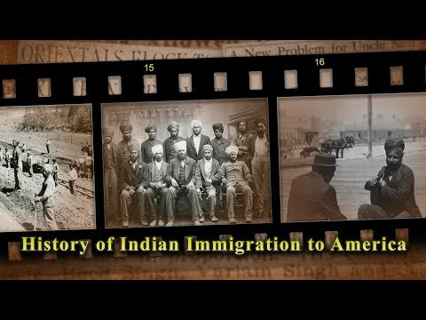 History of Early Indian Immigration to USA Since the 1700s