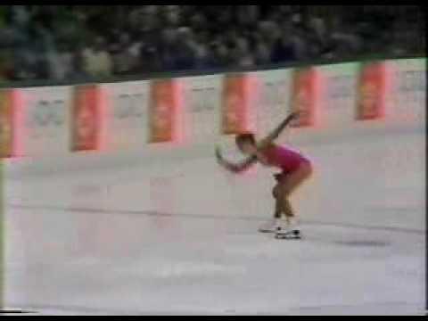 Katarina Witt  1984 Long Programme