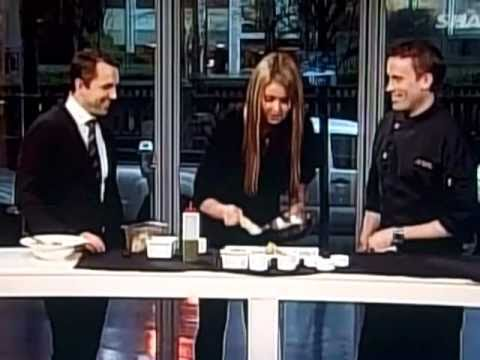 Chef Curtis Webb From Goldfish Restaurant In Yaletown Vancouver On Urban Rush