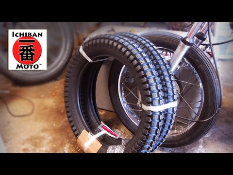 How to Change a Motorcycle Tire | Cycle World