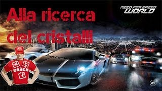 NEED FOR SPEED WORLD | Gameplay ITA [HD] | ALLA RICERCA DEI CRISTALLI