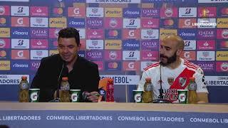 Conferencia de prensa COMPLETA de Marcelo Gallardo | CONMEBOL Libertadores
