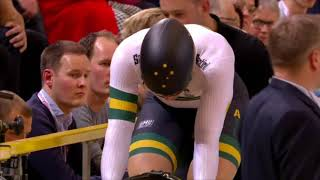 2018 Track Cycling Elite World Championships, Men