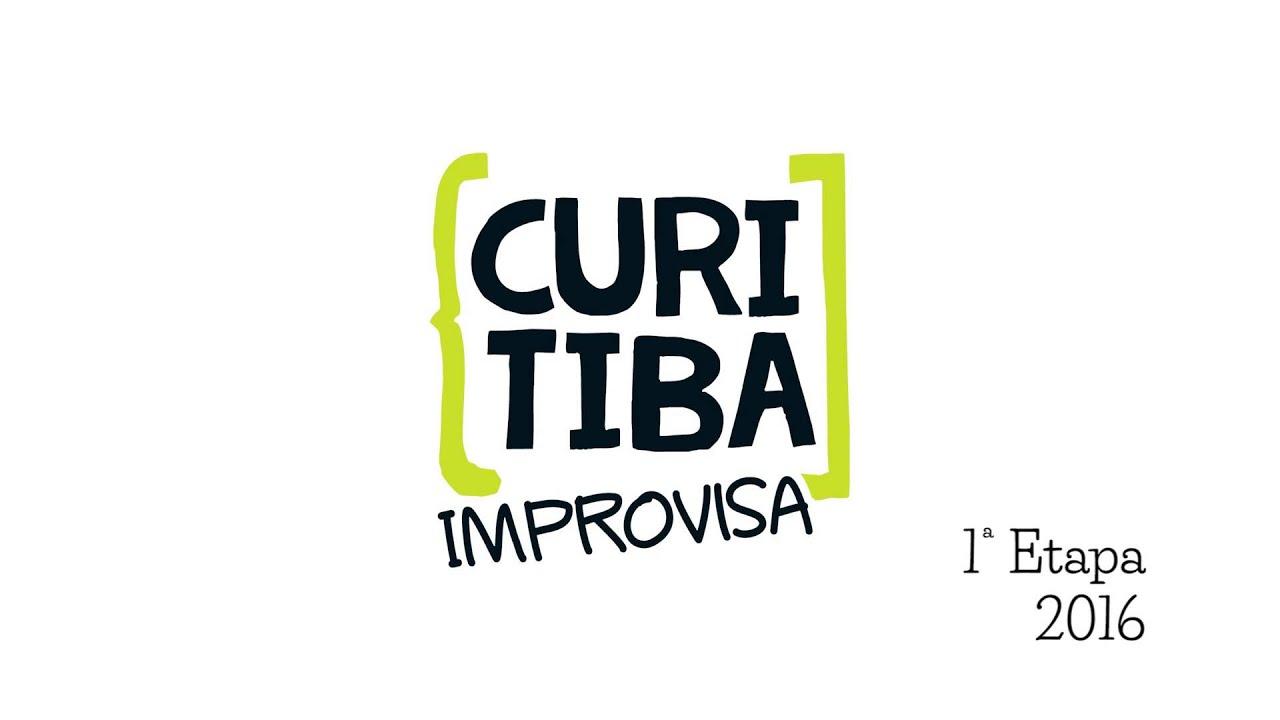 CURITIBA IMPROVISA - 1a. Etapa 2016
