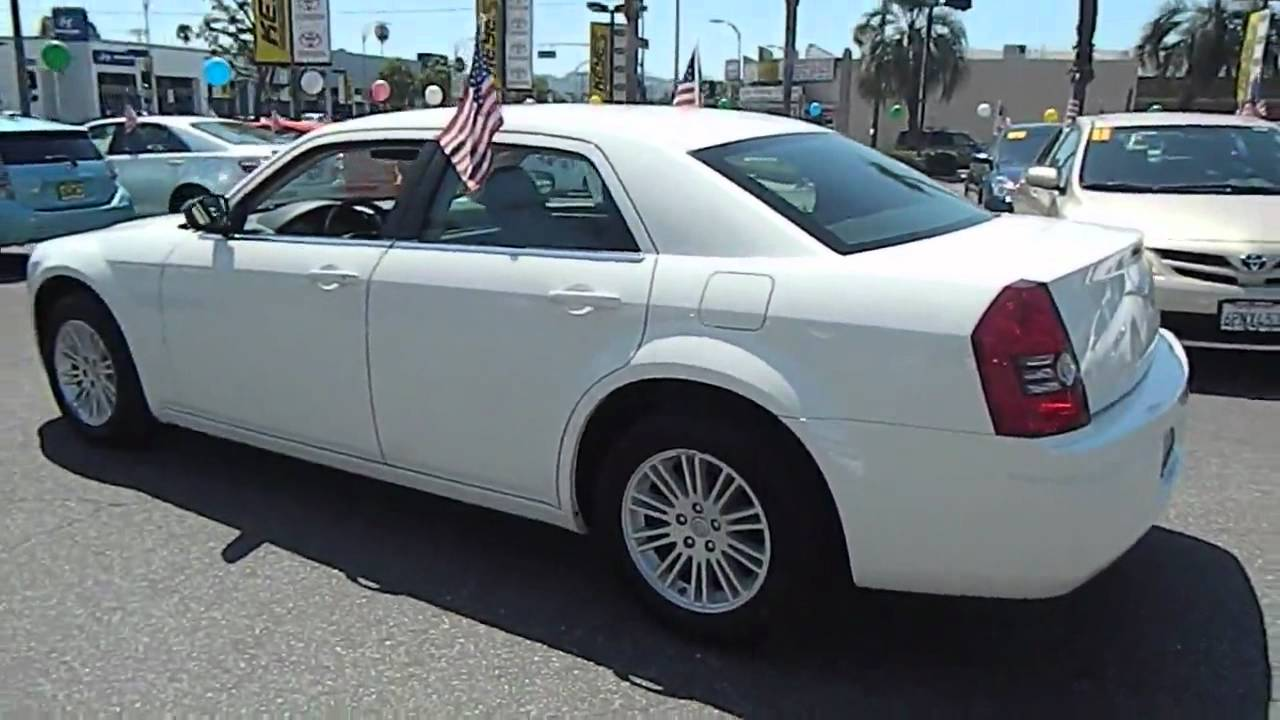 2009 chrysler 300 lx sedan 4d los angeles ca 321553. Black Bedroom Furniture Sets. Home Design Ideas