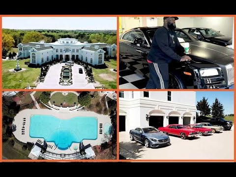 Rick Ross\' 109-roomed mansion on 250 acres of land