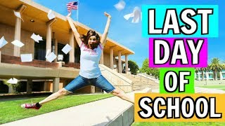LAST DAY OF SCHOOL! | Expectations vs. Reality
