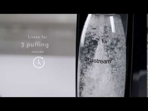 Thumbnail: SodaStream® Fizzi - Turns Water Into Sparkling Water in Seconds
