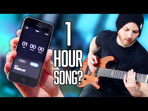 Writing And Recording A Song In Only 1 Hour? | Pete Cottrell