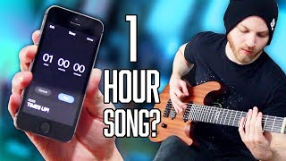 Download Writing And Recording A Song In Only 1 Hour? | Pete Cottrell MP3 song and Music Video