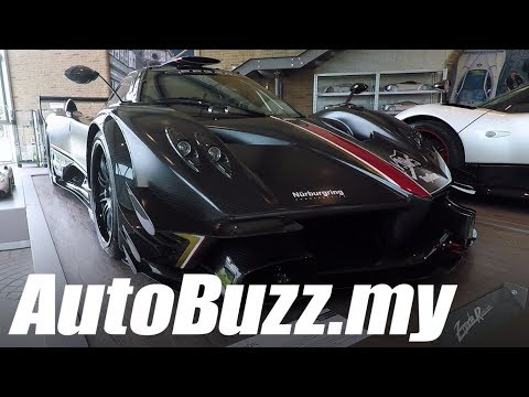 A quick Pagani Museum tour in Italy! - AutoBuzz.my