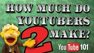 How Much Do You Tubers Make 2 - YOUR QUESTIONS ANSWERED