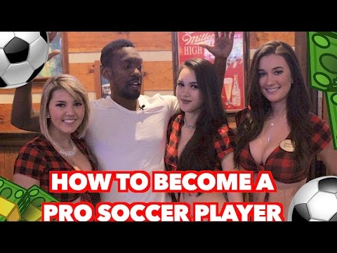 HOW TO BECOME A PROFESSIONAL FOOTBALLER - THE ULTIMATE GUIDE