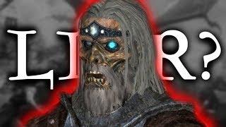 Skyrim: FRAUD or HERO? - Olaf One-Eye & Numinex - Elder Scrolls Lore