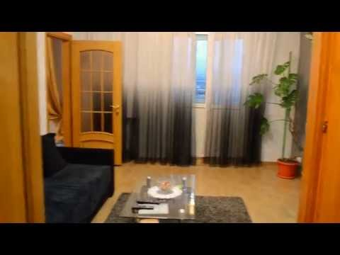 2 bedrooms apartment on Stefan cel Mare boulevard in Chisinau, Moldova