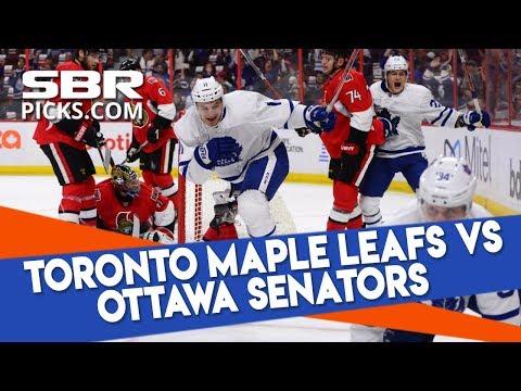 NHL Pick | Ice Guys | Toronto Maple Leafs vs Ottawa Senators