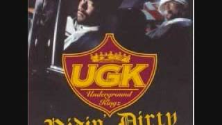 UGK- Diamonds & Wood