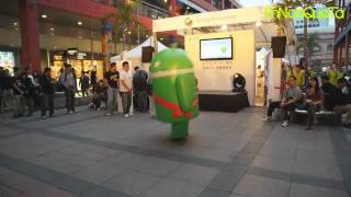 Dancing Android - HD