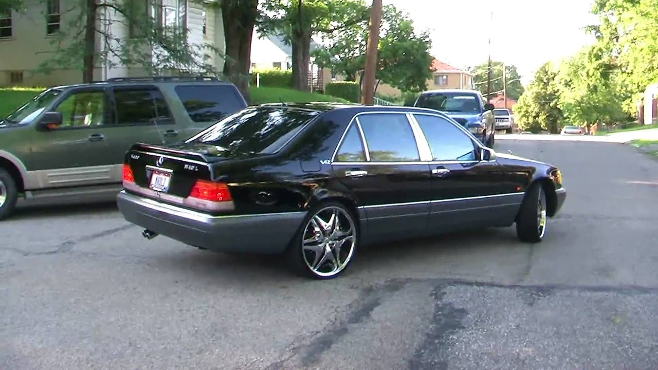 Madl 39 s w140 mercedes benz youtube for Mercedes benz of louisville