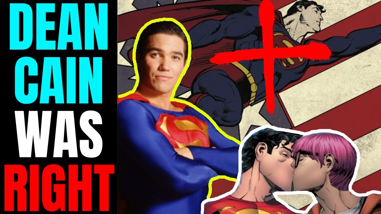 """Download Dean Cain Was RIGHT About Superman 