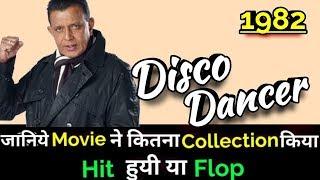 Mithun Chakraborty DISCO DANCER 1982 Bollywood Movie Lifetime WorldWide Box Office Collection