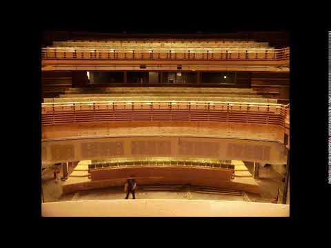 Kimmel Center for The Performing Arts  (PA) - Perelman Theater