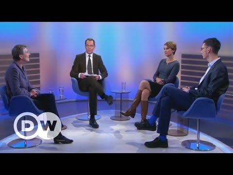 After the election: Divided Germany, divided Europe? | DW En