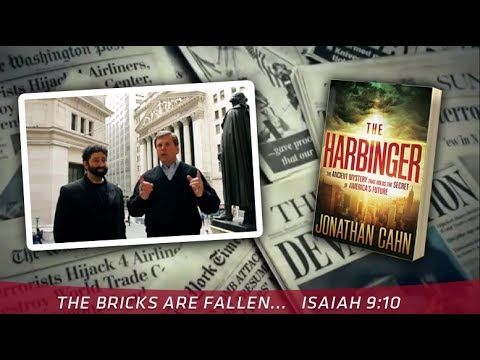 """The Harbinger"" by Jonathan Cahn - Isaiah 9:10"