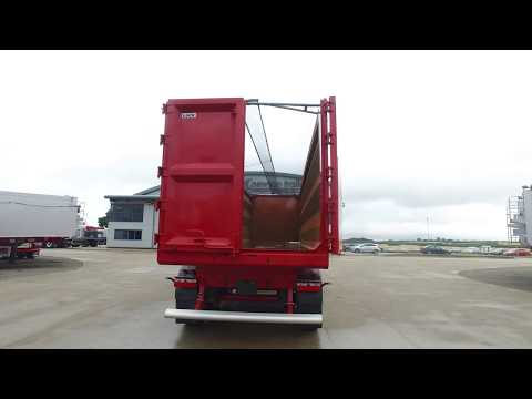 2017 Newton Steel Tipping Trailer - The Lightest for sale