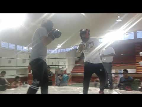 Sparring box, cd Juárez, g/money-rios,Martín Hndz.