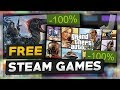 How To Get FREE Steam Games (Working 2017)