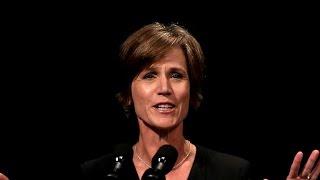 Trump tweets about Michael Flynn ahead of Sally Yates testimony