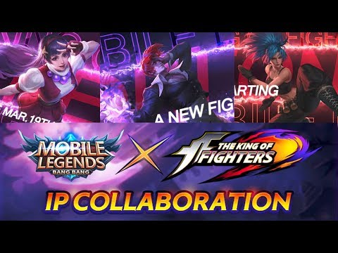Mobile Legends: Bang Bang X KOF thumbnail