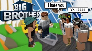 DRAMA In Roblox Big Brother | Roblox Game Show | Part 1