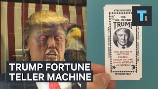 Story Behind The Donald Trump Fortune Teller