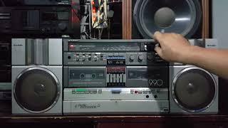 Cassette Radio Sharp GF-990